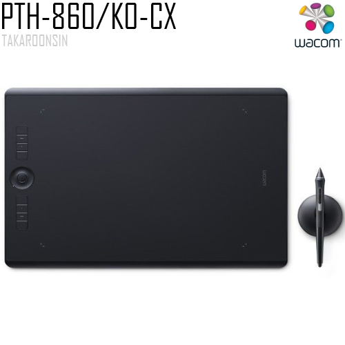เมาส์ปากกา Wacom Intuos Pro L (PTH-860/K0-CX)