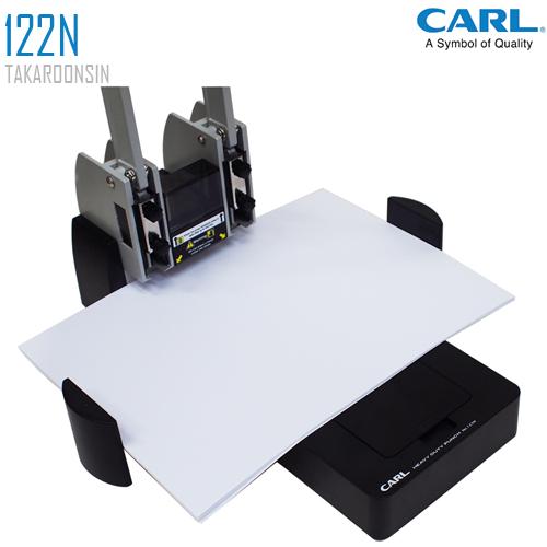 เครื่องเจาะกระดาษขนาดใหญ่พิเศษ CARL 122N