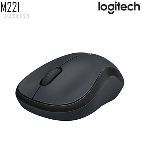 เมาส์ Logitech M221 SILENT