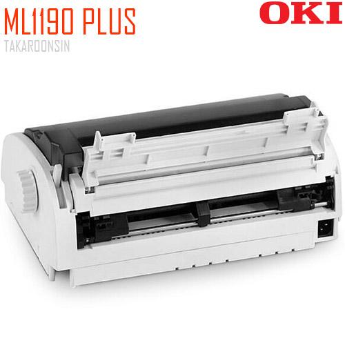 เครื่องพิมพ์ Dot Matrix OKI ML1190 PLUS (แคร่สั้น)