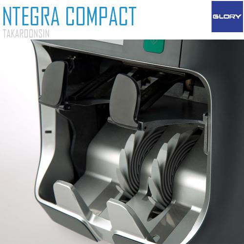 เครื่องนับธนบัตร Glory Ntegra Compact