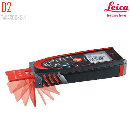 เครื่องวัดระยะดิจิตอล Leica Geosystems Disto D2