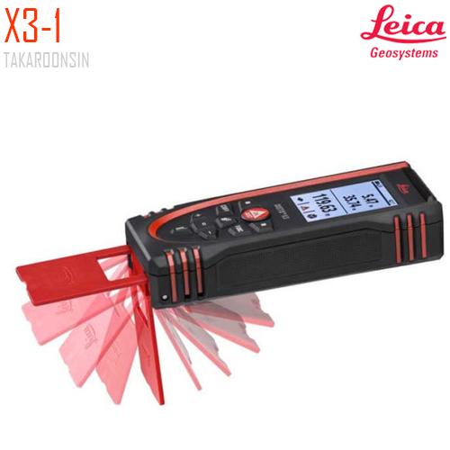 เครื่องวัดระยะดิจิตอล Leica Geosystems Disto X3