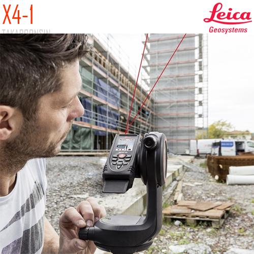 เครื่องวัดระยะดิจิตอล Leica Geosystems Disto X4