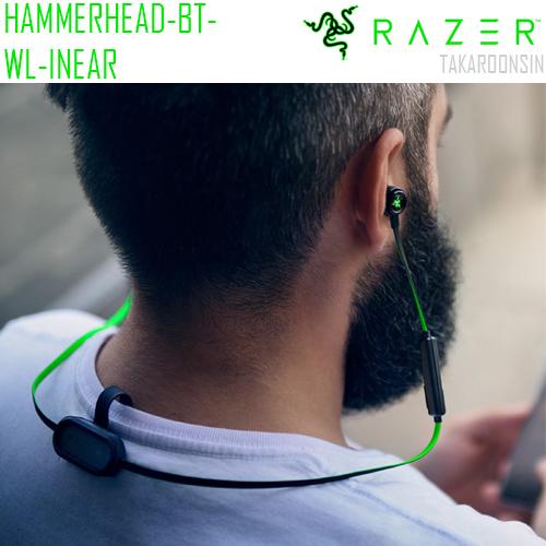 หูฟังไร้สาย RAZER Hammerhead BT