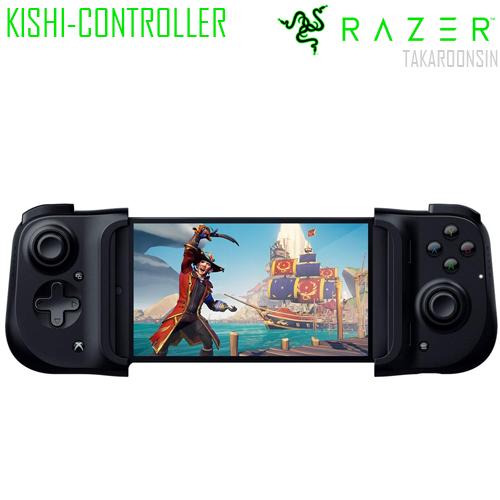 เกมคอนโทรลเลอร์สำหรับ Android RAZER KISHI CONTROLLER