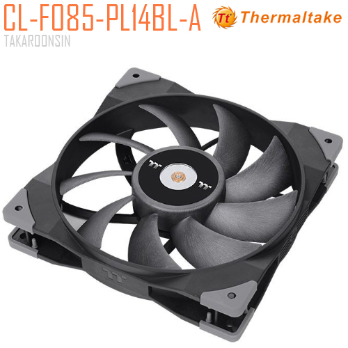 THERMALTAKE TOUGHFAN 14 RADIATOR BLACK 2 PACK