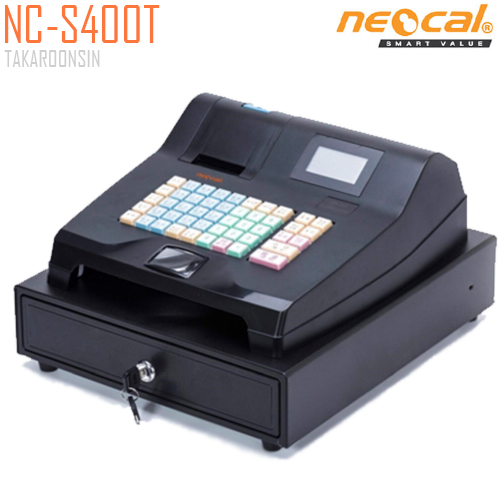 เครื่องบันทึกเงินสด NEOCAL NC-S400T
